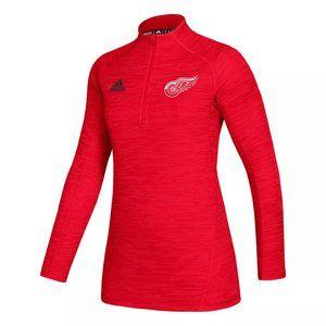 Adidas Detroit Red Wings Women's Large Sweatshirt